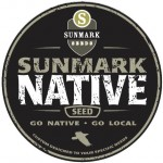 Sunmark Native Seed badge