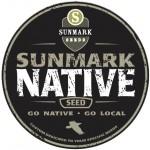 Sunmark Native Seed badge
