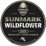 Sunmark Wildflower badge logo