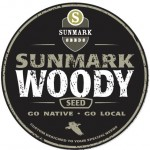 Sunmark Woody Seed badge logo