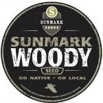 Sunmark Woody Seed badge logo