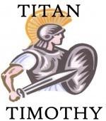 Titan timothy Tech Sheet