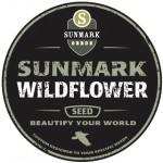 Sunmark Wildflower badge logo